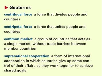 Supranational Cooperation